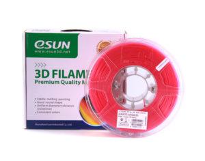 Filaments 3D PLA+ de qualité et résistant rose