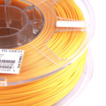 Filaments esun 3D PLA+ de qualité et résistant jaune or