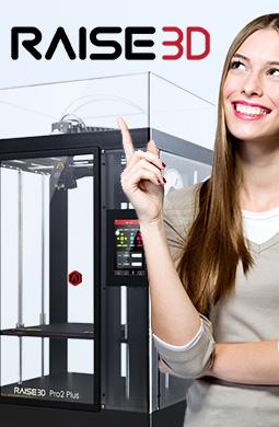 Imprimante RAISE 3D PRO2