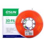 Filaments 3D ABS ESUN rouge