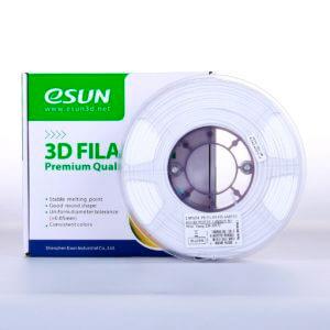 Filaments 3D ABS ESUN blanc