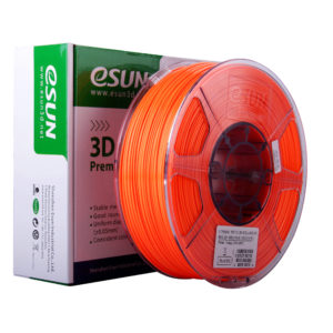 Filaments 3D PETG SOLID ESUN orange