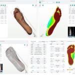 Logiciel empreinte pieds impression 3D