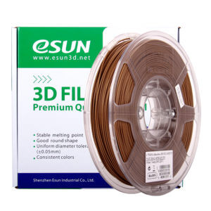 Filament Esun PLA imprimante 3D bobine bambou naturel