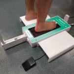scanner empreinte pieds pour impression 3D