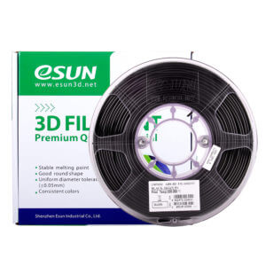 Filament eSilk-PLA NOIR pour impression 3D