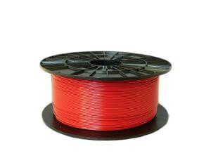 Filament PLA impression 3D rouge pour imprimante 3D