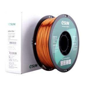 Filament Esun eSilk-PLA COPPER 3