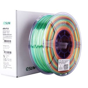Flament PLA 3D eSilk-PLA Rainbow Multicolor 4