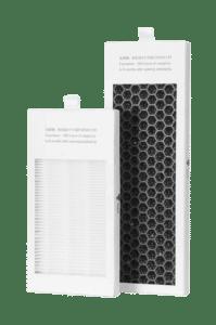 Filtre HEPA et filtre charbon impression 3D